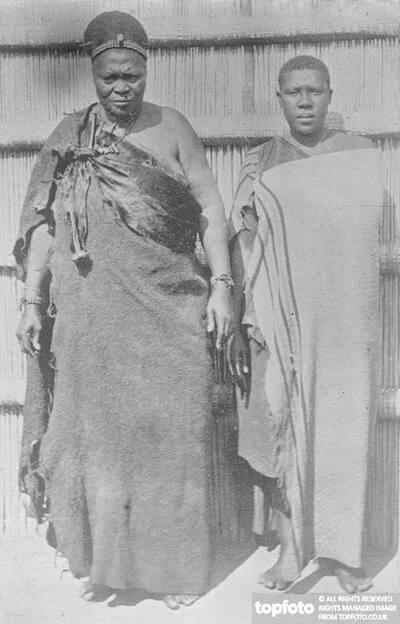 Labotsibeni of Swaziland