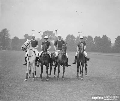 Polo at Ranelagh