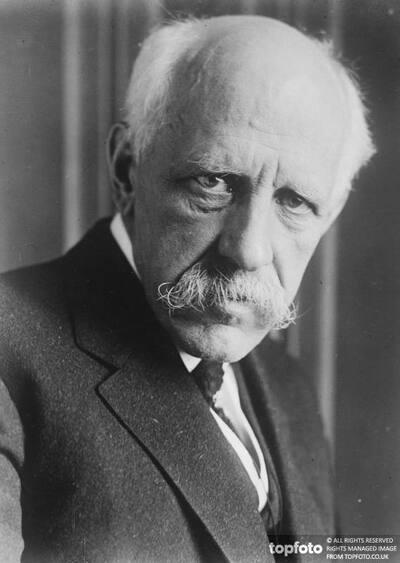 Frithjof Nansen ._x000D_ 5 November 1925