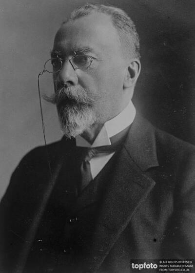 Prince Alexander Hohenlohe Ohringen as