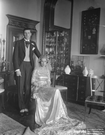 Wedding of Prince Jean Louis