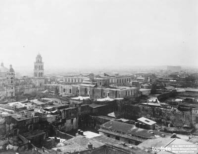 Veracruz of Mexico disaster .