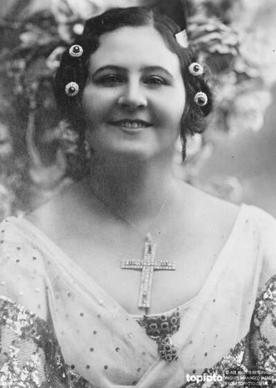 Senorita Carmen Flores , who