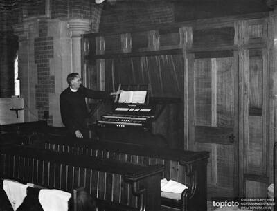 Northumberland Heath Organ . Rev