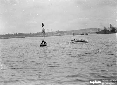 Gig racing by the cadets