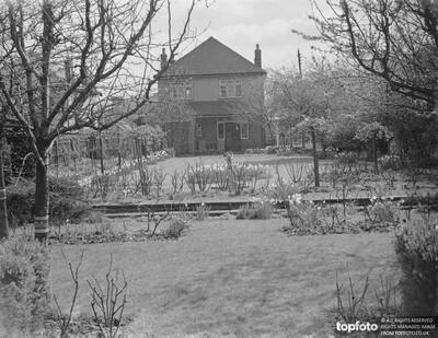 Mr Swans house and garden