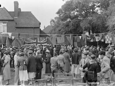 The Mottingham Midsummer Fair in