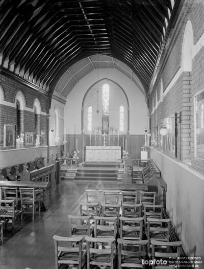 A picture of the interior