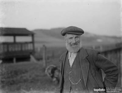 A farmer ._x000D_ 1936