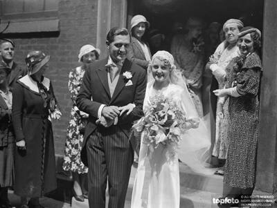 Eric Bransby williams weds films