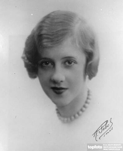 Miss Dorothy Wright - Australian