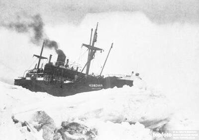 SS Chelyuskin , a Soviet