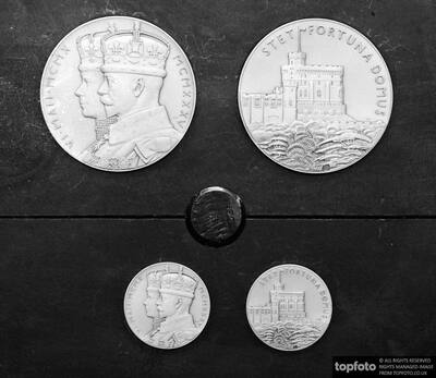 Royal Jubilee medals struck at
