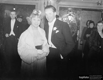 Jack Buchanan and Anna Neagle