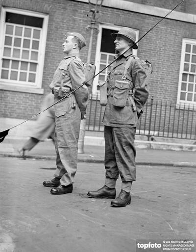 Army's experimental clothing on view