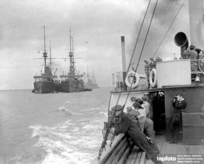 Naval Mobilisation