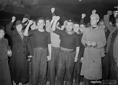 67 British volunteers who were