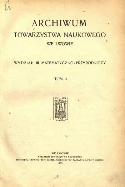 Kilka słów o flisakowatych (Haliplidae col.) ziem polskich