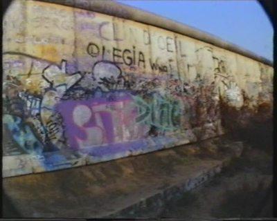 Berlin... 10 Tage nach dem Mauerfall. 19. November 1989